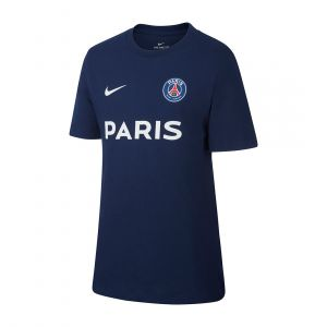 NIKE JUNIOR BOY ROUND NECK PSG CORE MATCH