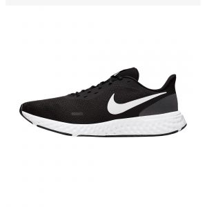 NIKE MEN REVOLUTION 5 RUNNING BLACK