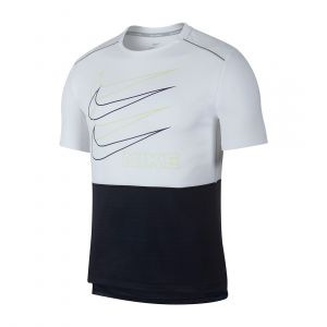 NIKE MEN JC TRAINING MILER HBR 2 SS