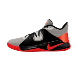NIKE MEN FLY.BY MID BASKETBALL BLACK CD0189