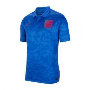 NIKE MEN ENGLAND 2020 STADIUM AWAY JC REPLICA BLUE