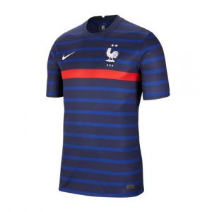 NIKE MEN FRANCE 2020 STADIUM HOME JC REPLICA BLUE