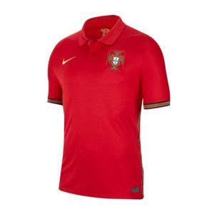 NIKE MEN PORTUGAL 2020 STADIUM HOME JC REPLICA RED