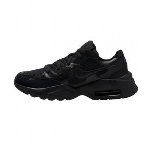 NIKE MEN AIR MAX FUSION LIFESTYLE BLACK