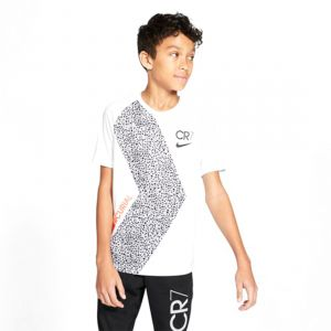 NIKE KIDS DRI-FIT CR7 JC WHITE