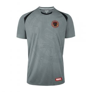 FBT MEN FBT MARVEL SPECIAL COLLECTION GRAPHIC TEE LIMITED COLLECTION (LIMITED QUANTITY) JC GREY