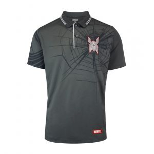 FBT MEN FBT MARVEL SPECIAL COLLECTION POLO SHIRT LIMITED COLLECTION (LIMITED QUANTITY) POLO GREY