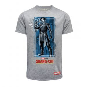 FBT MEN FBT MARVEL SHANG CHI GRAPHIC TEE  LIMITED COLLECTION (LIMITED QUANTITY) JC GREY