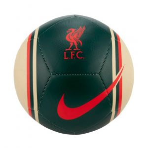 NIKE MEN LIVERPOOL FC PITCH FOOTBALL SIZE-5 BROWN