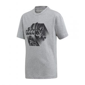 ADIDAS JUNIOR BOY ID STADIUM ROUND NECK
