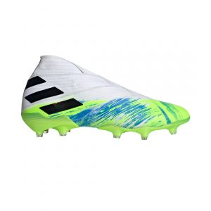 ADIDAS MEN NEMEZIZ 19+ FIRM GROUND BOOTS BOOT WHITE