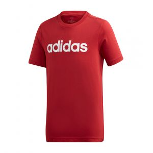 ADIDAS JUNIOR BOY ROUND NECK ESS LINEAR