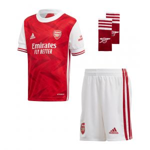 ADIDAS KIDS ARSENAL HOME MINI KIT INFANTS SET