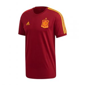 ADIDAS MEN SPAIN 3-STRIPES  ROUND NECK