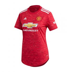 ADIDAS WOMEN MANCHESTER UNITED 20/21 HOME JC REPLICA RED