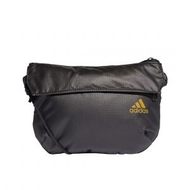 ADIDAS WOMEN CROSSBODY POUCH SLING BAG BLACK