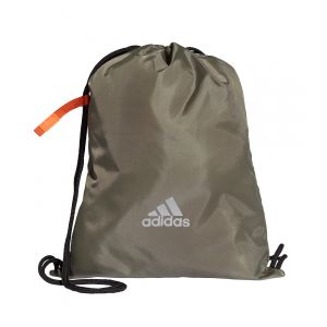 ADIDAS MEN RUN GYM BAG SHOE BAG GREEN