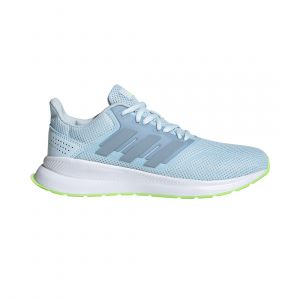 ADIDAS WOMEN RUNFALCON RUNNING GREY