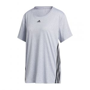 ADIDAS WOMEN 3-STRIPES TEE ROUND NECK