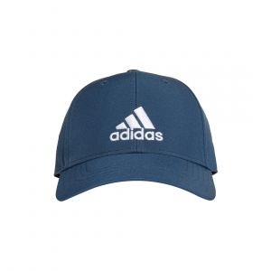 ADIDAS MEN LIGHTWEIGHT EMBROIDERED BASEBALL CAPS BLUE