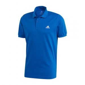 ADIDAS MEN SHIRT POLO BLUE