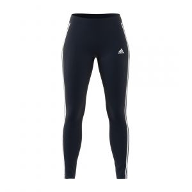 ADIDAS WOMEN LOUNGEWEAR ESSENTIALS 3-STRIPES LEGGINGS LONG TIGHT PANT BLUE