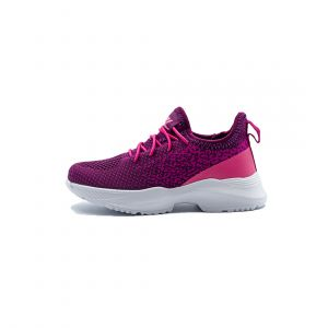 AL ZETA KIDS SHOE PURPLE